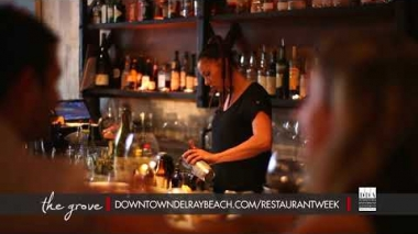 Dine Out Downtown Delray Restaurant Week 2018: The Grove